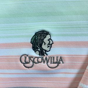 Cuscowilla on the Lake Nike Dry Fit Golf Shirt L